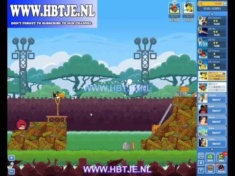 Angry Birds Friends Tournament Level 3 Week 97 (tournament 3) no power-ups