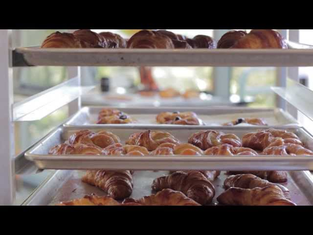 Viennoiserie with Stephane Treand