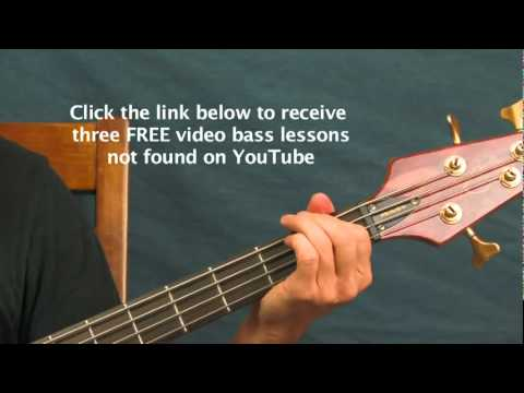 easy bass guitar songs lesson pumped up KICKS foster the people