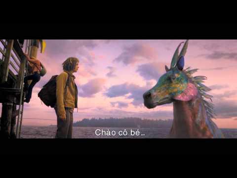 Percy Jackson: Biển Quái Vật - Phim Clip: Hải Mã