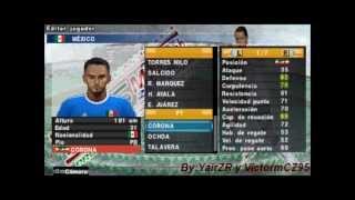 PES 2013 PSP LIGA MX (PES MX PATCH) PROXIMAMENTE