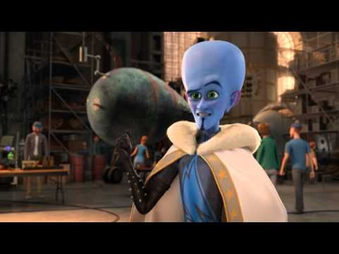 Megamind: The Button of Doom - Clip