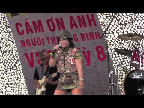 Dai Nhac Hoi Cam On Anh ky 8 Hoa Cai Mai Toc (Thong Dat) Anh Con No Em (Anh Bang) Vuong Dung