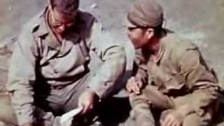 1945 Iwo Jima POW Enclosure Unedited Raw Footage