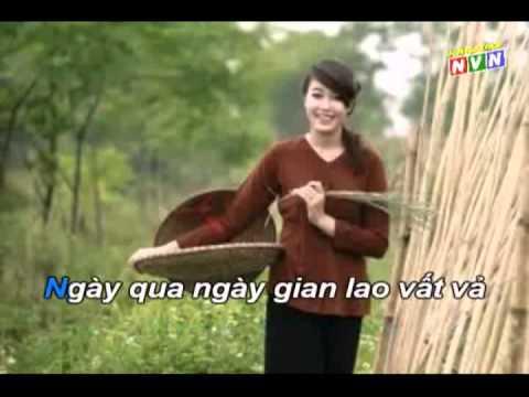 [Karaoke Cải lương] Gái Nhà Nghèo