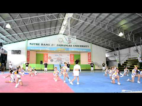 NCC-South Mindanao - Regional Camp and Qualifiers 2012-13