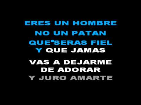 CONVENCEME KARAOKE ORIGINAL SHAILA DURCAL.wmv