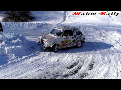 Relacja Walimska Zimwka 2010 - WalimRally