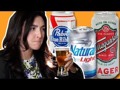 Wine Expert Reviews Cheap Beer