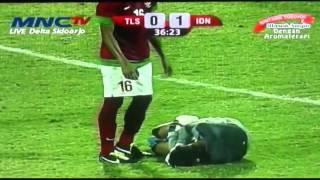 Full Match Semi Final AFF U19 Indonesia Vs Timor Leste (2