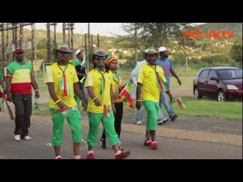 AFCON 2013 Diaries - The Ethiopian Invasion