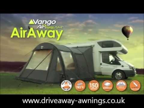 Vango Airaway Driveaway Awning Www Driveaway Awnings Co