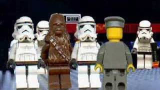 Star Wars Lego Edition Episode IV A New Hope