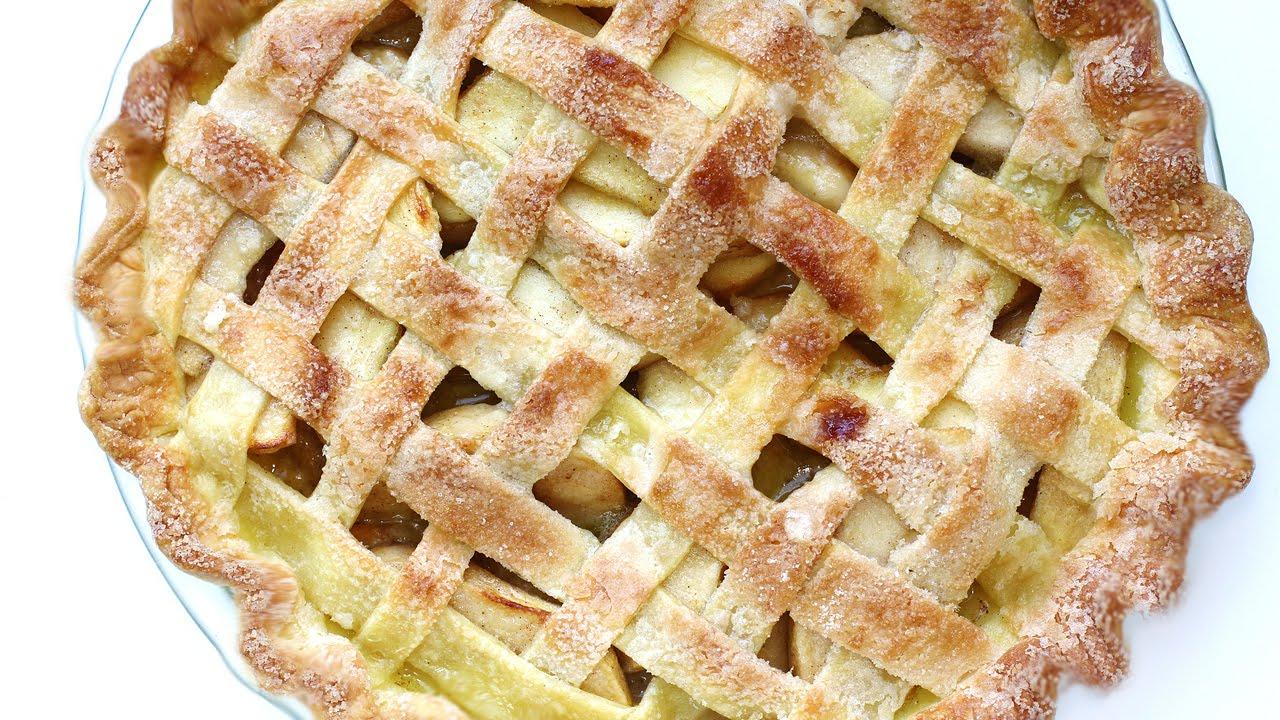 how to make apple pie easy recipe