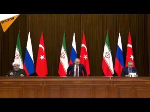 فيديو..موقف محرج بين بوتين وأردوغان