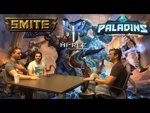 SMITE & Paladins - Interview #16 - Tour du monde