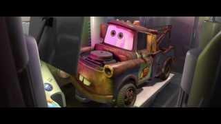 Pixar: Cars 2 Movie Clip Bathroom (DVD/Blu-Ray Promo