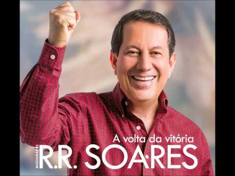 RR  Soares - O Dilúvio   CD A Volta Da Vitória