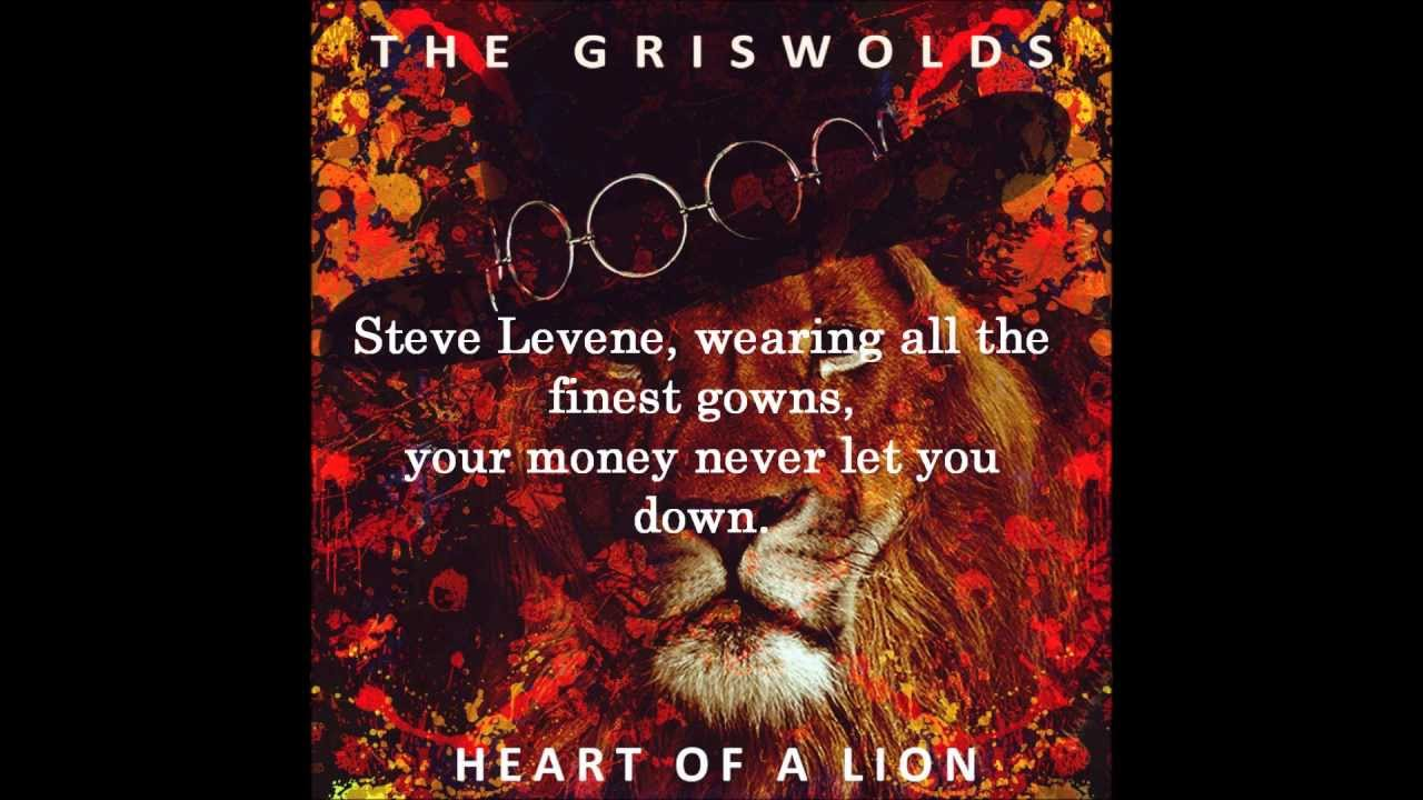 The griswolds heart of a lion hq lyrics youtube