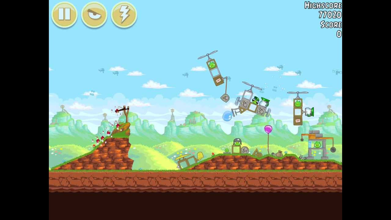 how to get feathers in angry birds
