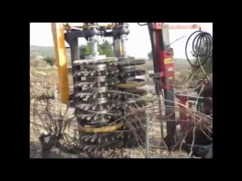 Tractores López PODA VID EN ESPALDERA