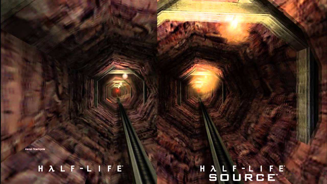 Half-life source - cinematic pack rus