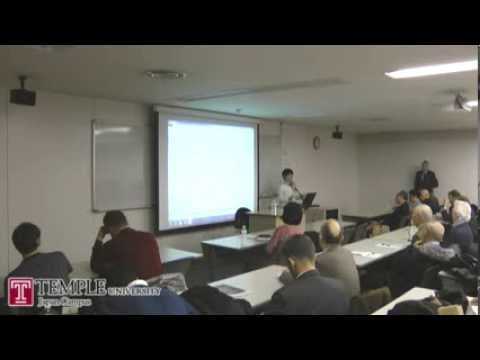 Public Lecture Video (12.11.2013) China's future: A Japanese perspective