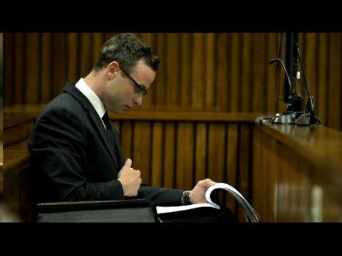 Final Testimony in Oscar Pistorius Murder Trial