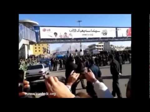Hanging of Three Men in Kermanshah-Iran