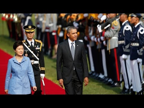 Can Obama Win Support in South Korea? (LinkAsia: 4/25/14)