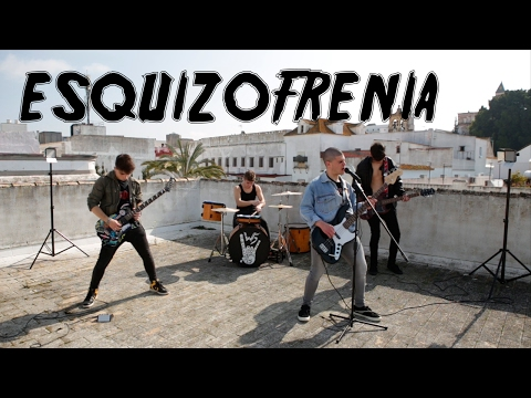The Beeg´s - Esquizofrenia [Official Music Video]