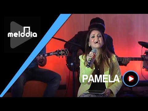 Pamela - Contar as Estrelas - Melodia Ao Vivo