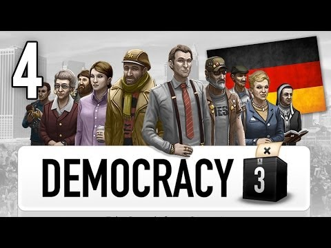 Let's Play Democracy 3 - Germany - Part 4 - No more obesity!
