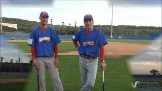 Cómo Agarrar Una Pelota Aerea De Béisbol Baseball