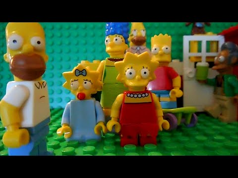 Simpsons Lego Episode 1, Title says it all