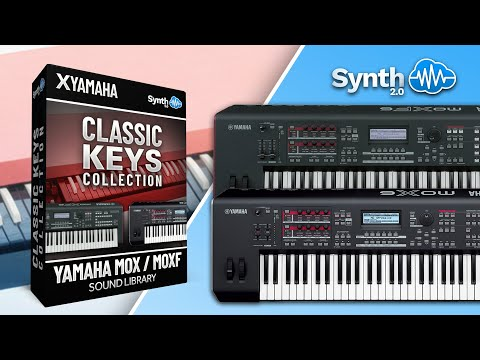 Yamaha Mox 8 Demo + S4K Patches Collection by S4K Team ( Alexandros )