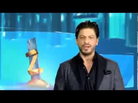 ZEE Cine Awards - Shahrukh Khan - ZEE TV USA