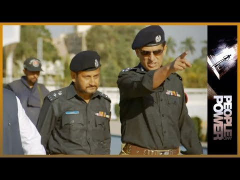 People and Power - Karachi Cops
