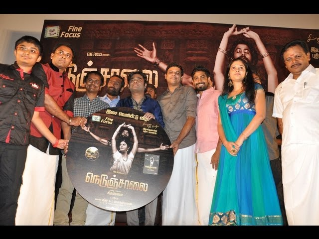 NEDUNCHALAI AUDIO LAUNCH PART 2 - BEHINDWOODS.COM