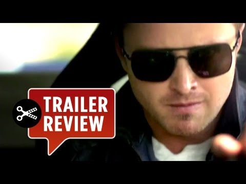Instant Trailer Review : Need For Speed (2014) - Aaron Paul Movie HD Trailer Review