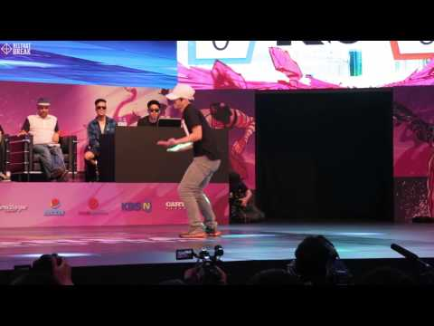 OCTOPUS v BLOND / TOP16 / R16 2014 Final Bboy 1 on 1 / Allthatbreak.com