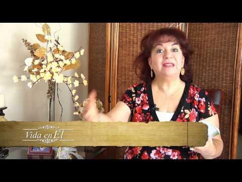 Vida en Él Lunes16 Septiembre 2013, Pastora Araceli Cesar