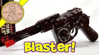 Star Wars Episode I Tatooine Blaster Pistol, 1998 Hasbro