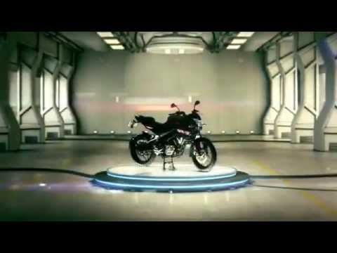 Pulsar 200ns ad international