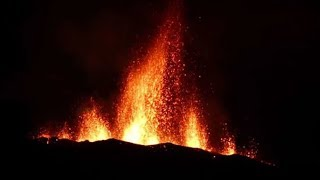 Dozens of quakes triggering Hawaii's active volcano