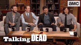 'Will Daryl & Carol Ever Happen?' Fan Questions Ep. 803   Talking Dead