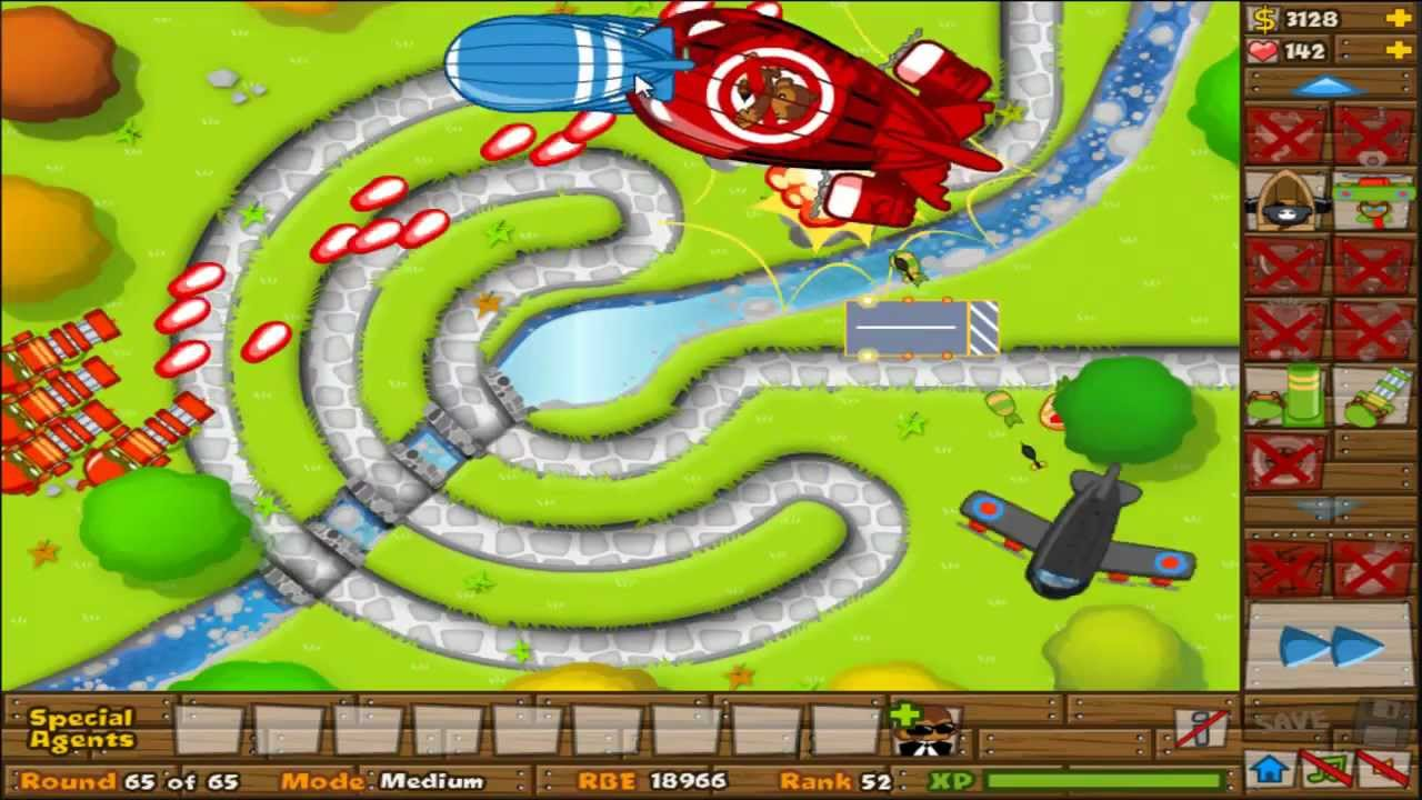 BTD5 Bloons Tower Defense 5 Daily challenge July 26th ...