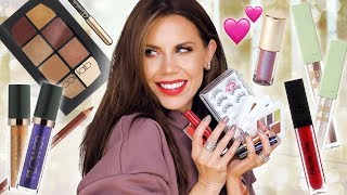 BEST Drugstore MAKEUP of 2018 | PART 2 - EYES & LIPS