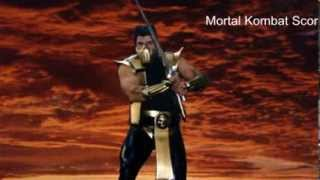 Mortal Kombat Scorpion Suit by Designer TJP