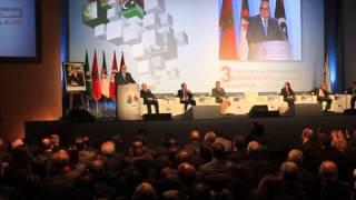 كلمة رئيس الحكومة في المنتدى الثالث  للمقاولين المغاربيين 2014 بمراكش